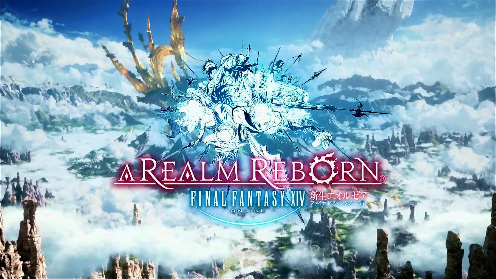 Game Final Fantasy XIV Kini Dapat Dimainkan di PS3, PS4, dan PC