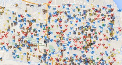 Pokemon Spy Aplikasi Untuk Melacak Keberadaan Pokemon Diciptakan Anak Bangsa