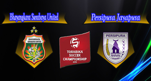 Prediksi Skor Bhayangkara Surabaya United vs Persipura Live On Indosiar