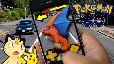 Makin Tenar Game Pokemon GO