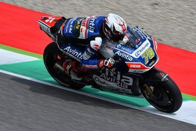 MotoGP Assen Belanda Loriz Baz Tak Bisa Ikuti Turnamen Karena Cidera Kaki 400x267 Info Hasil Kualifikasi MotoGP Sepang Tim Ducati Lebih Cepat Dibanding Rossi