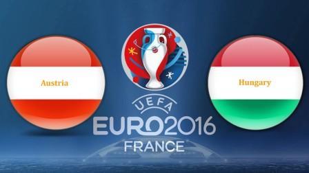Prediksi Austria vs Hungaria Duel Grup F Euro 2016 Live