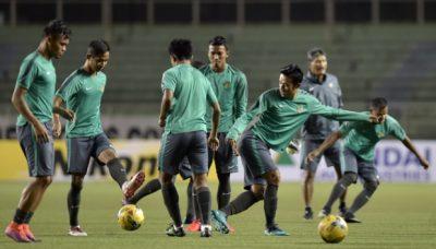 Stadion Pakansari Jadi Markas Timnas Lawan Vietnam