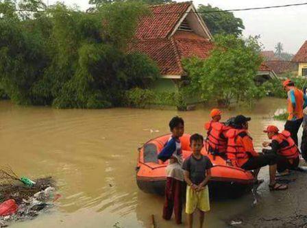 Data BPBD Karawang Inilah Daftar Perumahan Yang Tergenang Banjir Tangerang