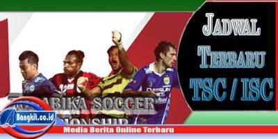 Jadwal Bola TSC Pekan 30 Tanggal 25-28 November 2016 Lengkap TopSkor Terbaru