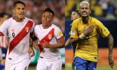 Prediksi Peru vs Brasil Putaran 12 Jadwal Siaran Di beIN Sport 16/11/2016