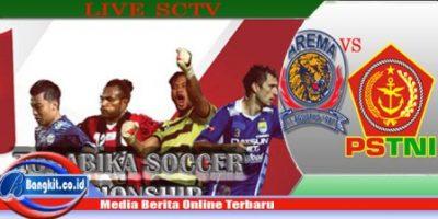 Prediksi Arema vs PS TNI 25/11/2016, Jadwal Jam Tayang di SCTV, Laga Pembuka Pekan 30