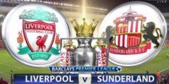 Prediksi Liverpool vs Sunderland