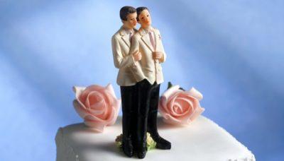 Sepasang Ayah dan Anak Laki-Laki di Pennsylvania Resmi Menikah