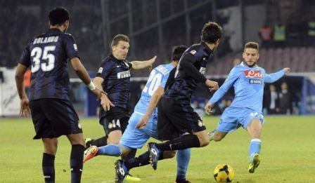 Prediksi Napoli vs Inter Milan 3/12, Serie A – Jadwal Jam Tayang di Trans7
