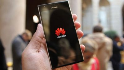 Pendapatan 2017, Huawei Turunkan Target