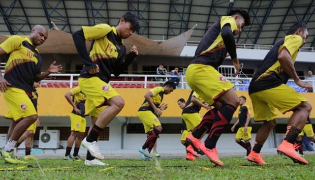 Hadapi Tur Pramusim, Sriwijaya FC Kumpulkan Pemain
