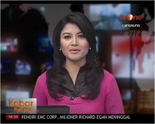 Foto Tina Talisa Ini Foto Tina Talisa Terbaru Sang Moderator Debat Pilgub DKI Setelah Ira Koesno