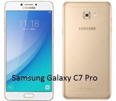 Penasaran?, Ini Spesifikasi Samsung Galaxy C7 Pro Yang Telah Resmi Diluncurkan Awal Tahun Ini
