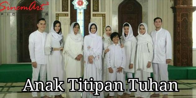 """Sinemart Siapkan Sinetron baru di SCTV """"Anak Titipan Tuhan"""""""