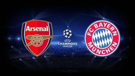 Prediksi Arsenal vs Bayern Munchen 8/3, Jadwal Jam Tayang Liga Champions