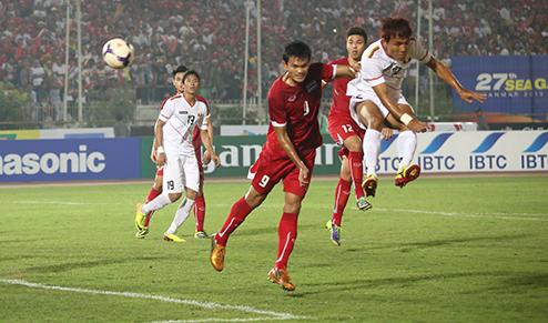 Prediksi Indonesia vs Myanmar