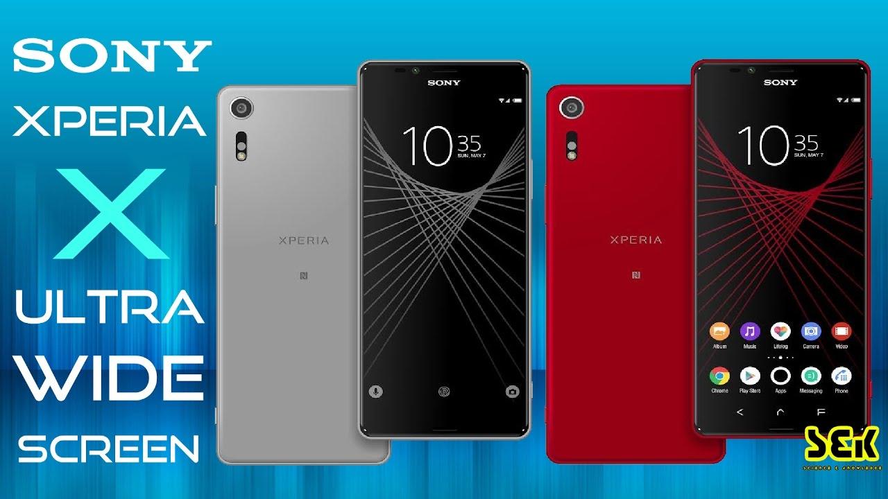 Sony Xperia X Ultra Hadir Dengan Layar Super Besar