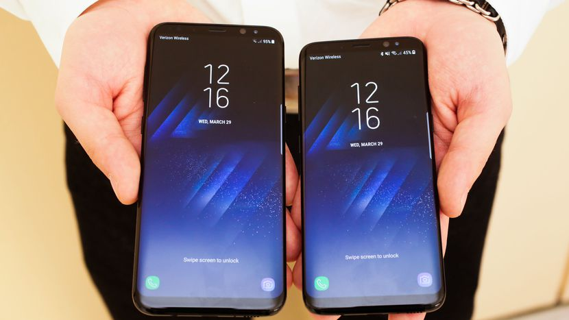 Bagaimana Tanggapan Samsung Tentang S8 Yang Merestart Sendiri?
