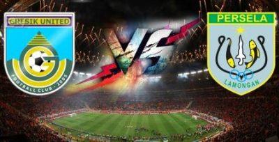 Prediksi Gresik United vs Persela 5/6, Jadwal Jam Tayang Liga 1