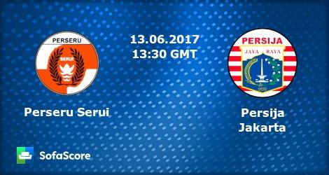 Prediksi Perseru vs Persija 13/6, Jadwal Jam Tayang Di TVONE