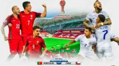 Prediksi Portugal vs Cili Saksikan Langsung di RTV, Kode Biskey Hari Ini