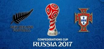 Prediksi Selandia Baru vs Portugal