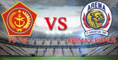 Prediksi Skor PS TNI vs Arema 3/7, Jadwal Jam Tayang dan Kode Biss Key