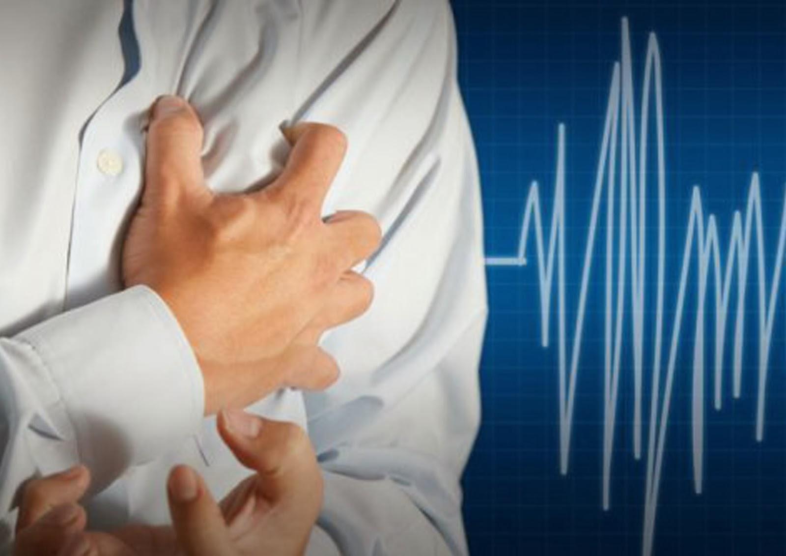 Awas, Penyakit Jantung Koroner Di Usia Muda