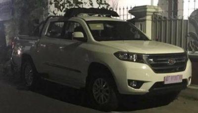 Gak Kalah Keren, Mobil Pikap Esemka Sepintas Mirip Dengan Strada