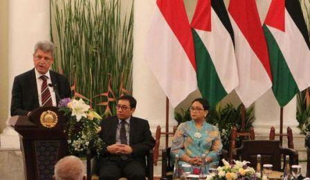 Dubes Palestina Ucapkan Terima Kasih Atas Kepedulian Indonesia