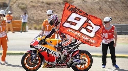 Marques Juara Motor GP Tahun Ini