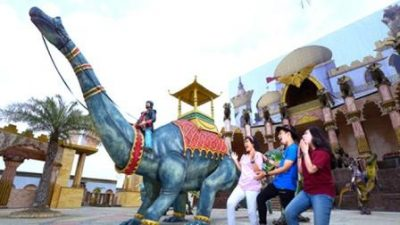 Harga Tiket Masuk Jatim Park 3 Terbaru, Wahana Batu Malang