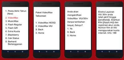 Cara Menggunakan Kuota Videomax Dari Telkomsel Ternyata Gini Cara Menggunakan Kuota Videomax Dari Telkomsel