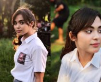 Foto Vebby Palwinta Sebelum dan Setelah Berhijab