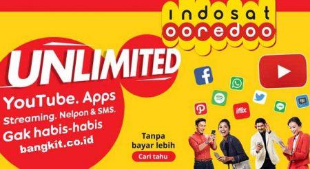 Paket Internet Indosat Murah 35 Ribu Sebulan Unlimited 2018