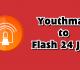 Trik Jitu, Cara Merubah Kuota Youthmax Jadi Kuota Flash Via KVN Tunnel