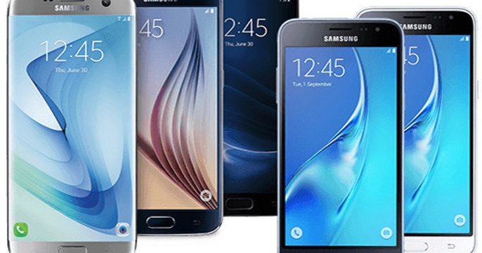 Harga Hp Samsung Terbaru Semua Tipe Bulan Ini