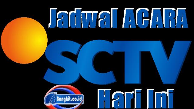 JADWAL ACARA SCTV HARI INI