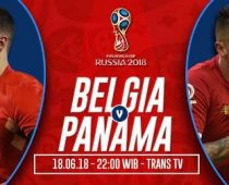Nonton Belgia vs Panama, Link Live Streaming Trans TV
