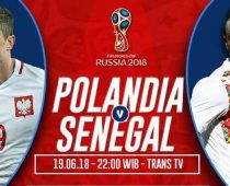 Nonton Polandia vs Senegal, Link Live Streaming Trans TV
