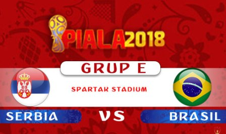 Nonton Serbia vs Brasil, Bukan Live Streaming Trans TV [Ok Play]