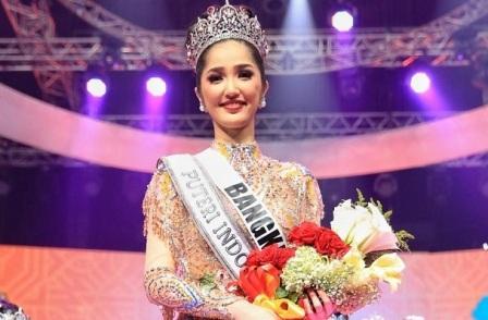 Sonia Fergina Citra Intip Kecantikan Sonia Fergina Citra, Foto Terbaru Putri Indonesia 2018