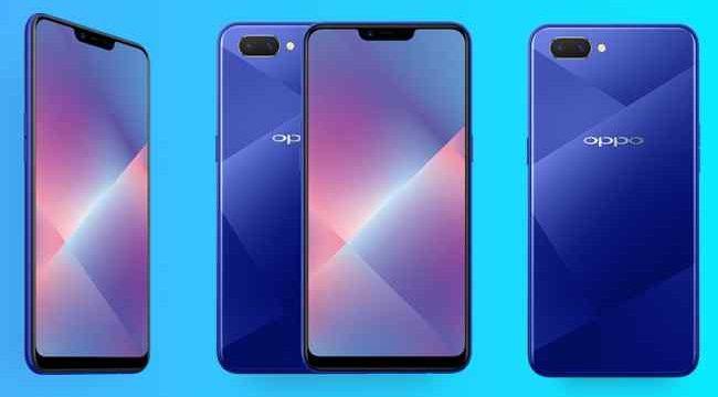 Harga, Desain dan Spesifikasi Oppo A5