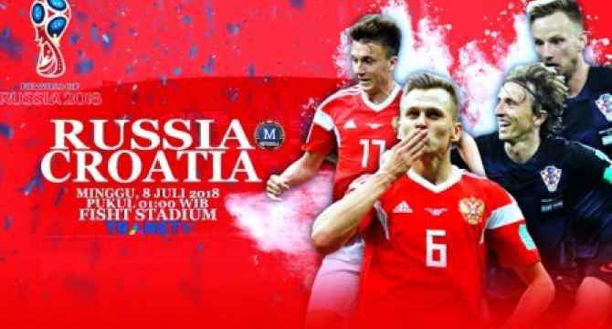 Nonton Rusia vs Kroasia, TV Live Stream O1.OOWIB OkPlay