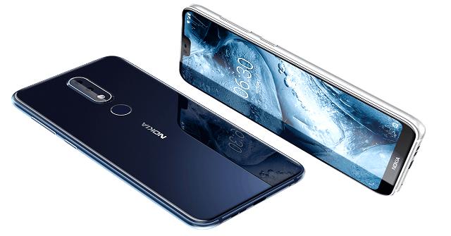 Spesifikasi Nokia X6, RAM 4GB-6GB Diluncurkan 19 Juli Mendatang