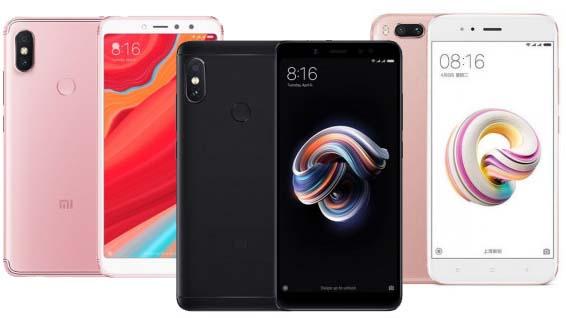 Tipe dan Harga Hp Xiaomi Mulai 2 Jutaan Dibawah 3 Juta