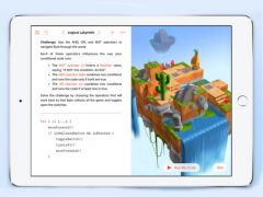 Apple Meluncurkan Aplikasi Swift Playground Untuk Anak Belajar Kode Dengan Mudah