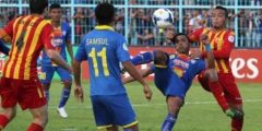 Prediksi Semen Padang vs Arema Big match Pekan 26 TSC Live di Televisi