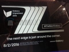 Samsung Galaxy Note 7 Akan Segera Diluncurkan Bulan Agustus 2016